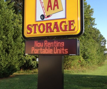 Aa Self Storage In Nc Amp Va Portable Storage
