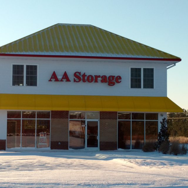 Genial AA Self Storage